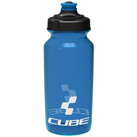 Cube Icon Drinking Bottle 500ml, blue